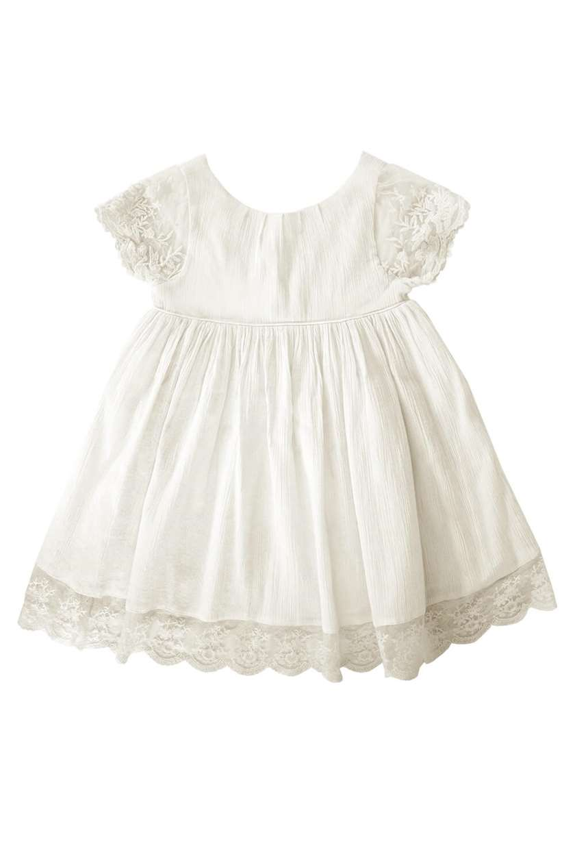BeeBoo|BeeBoo Les petits Inclassables Robe Manon ivoire 1