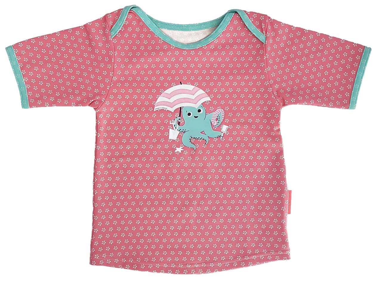 BeeBoo|BeeBoo Mayoparasol T Shirt Louise à la plage anti uv rose