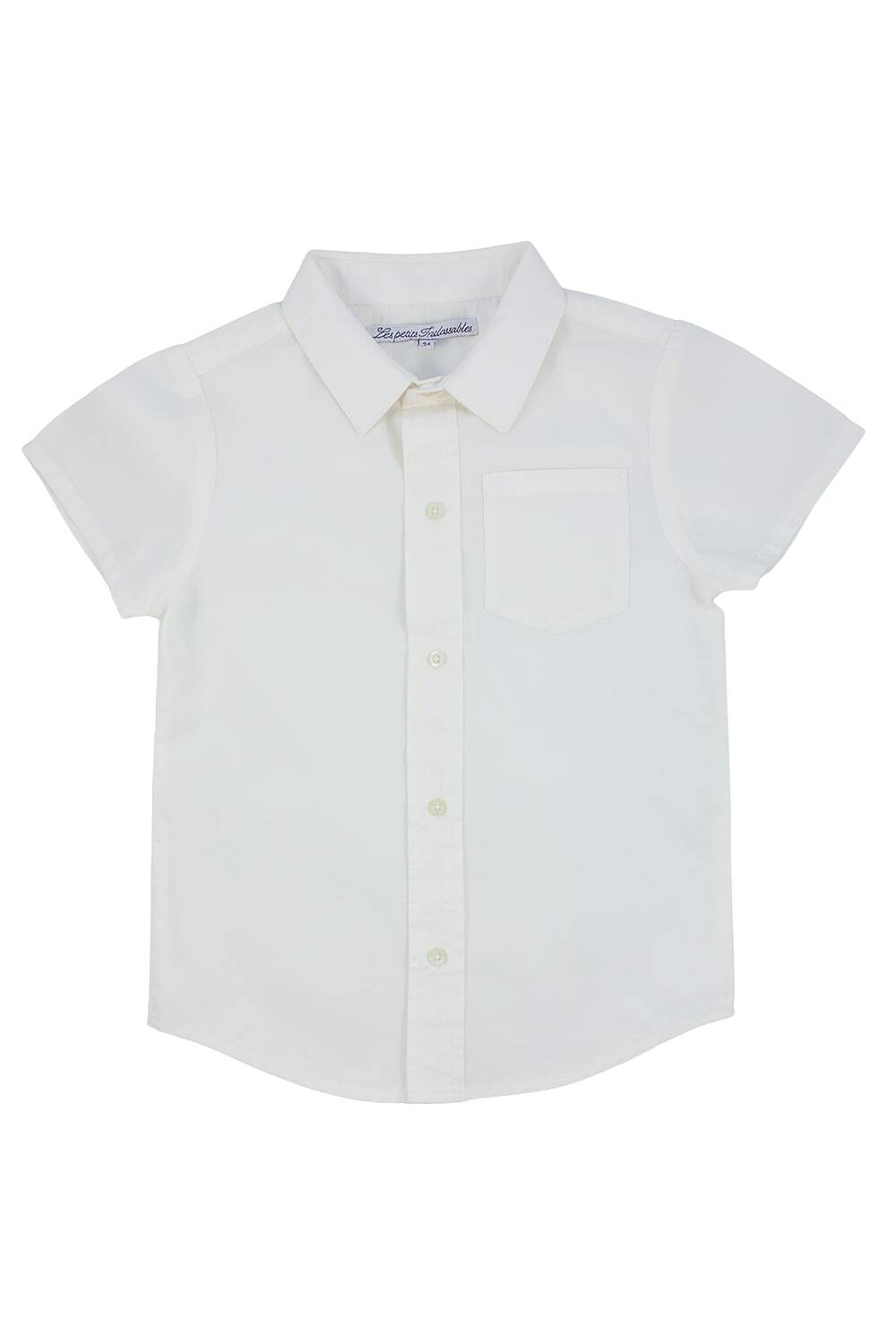 BeeBoo|BeeBoo Les petits Inclassables Chemise Marius ivoire